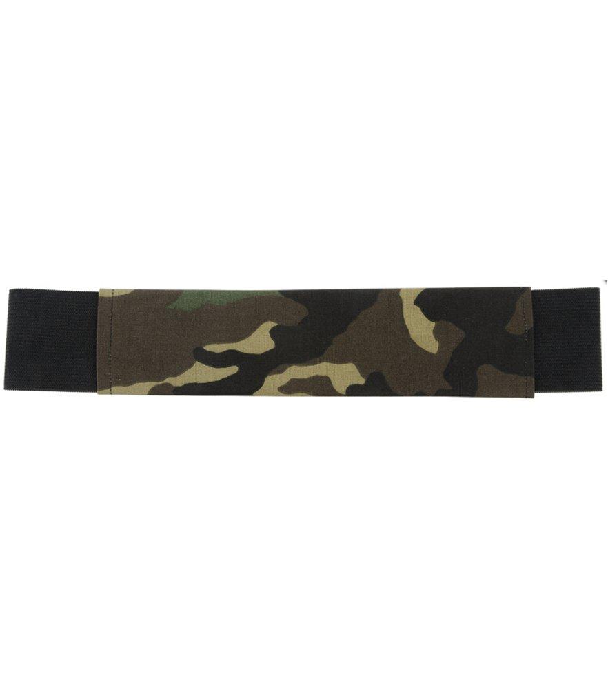 Camouflage & Black Bare ScrapBand