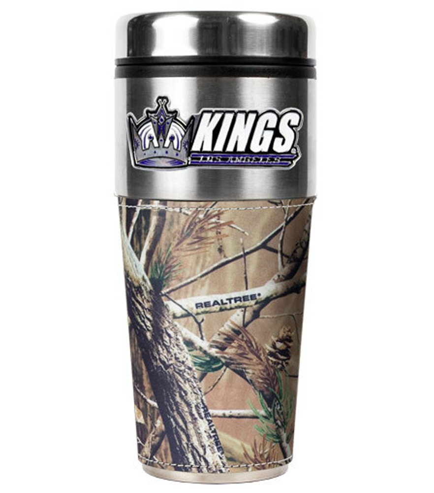 Los Angeles Kings NHL Open Field Travel Tumbler