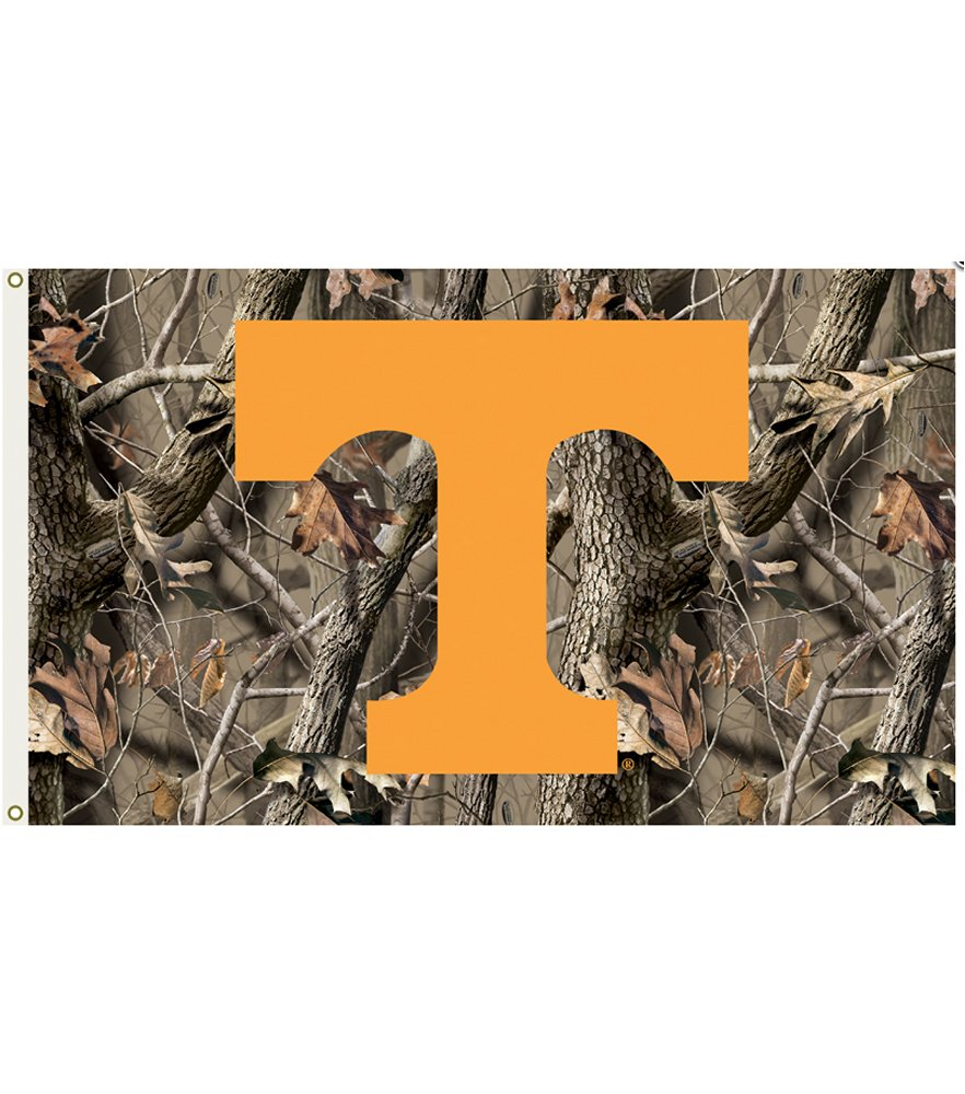 Tennessee Volunteers Realtree Camo 3 x 5 Flag