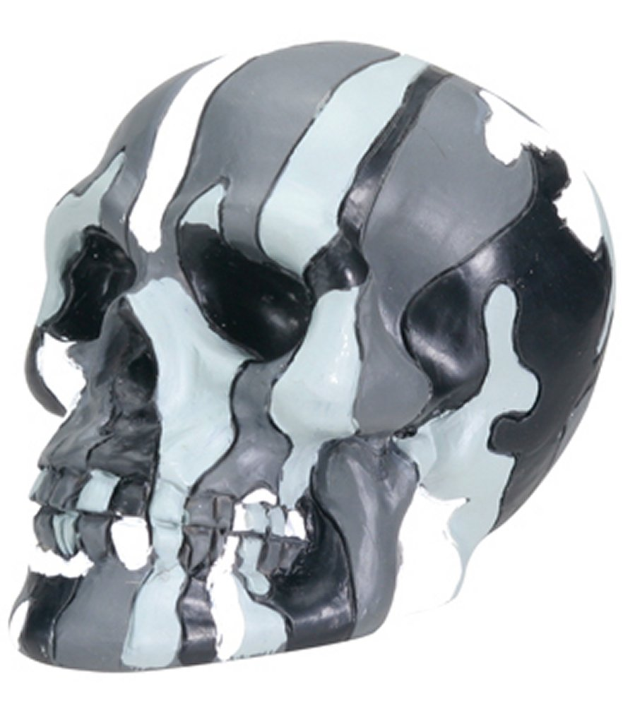 Camo Urban Skull Shift Knob