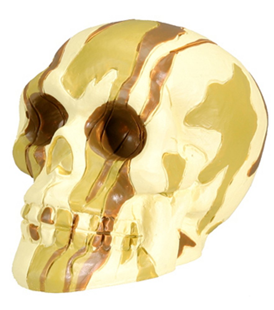 Camo Desert Skull Shift Knob