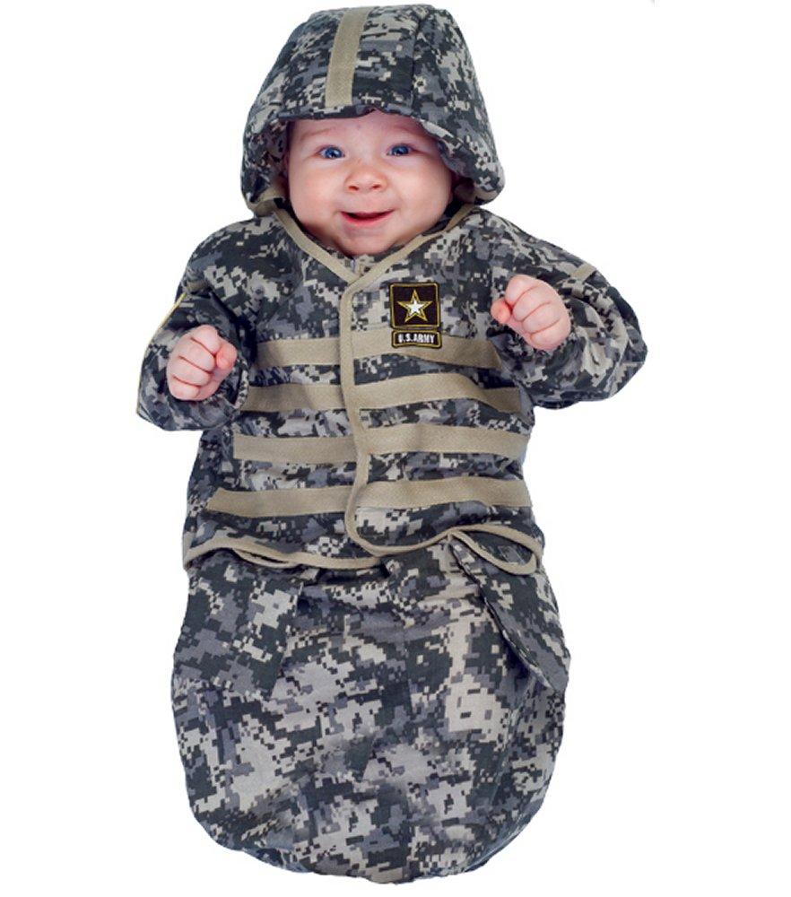 U.S. Army Bunting Infant