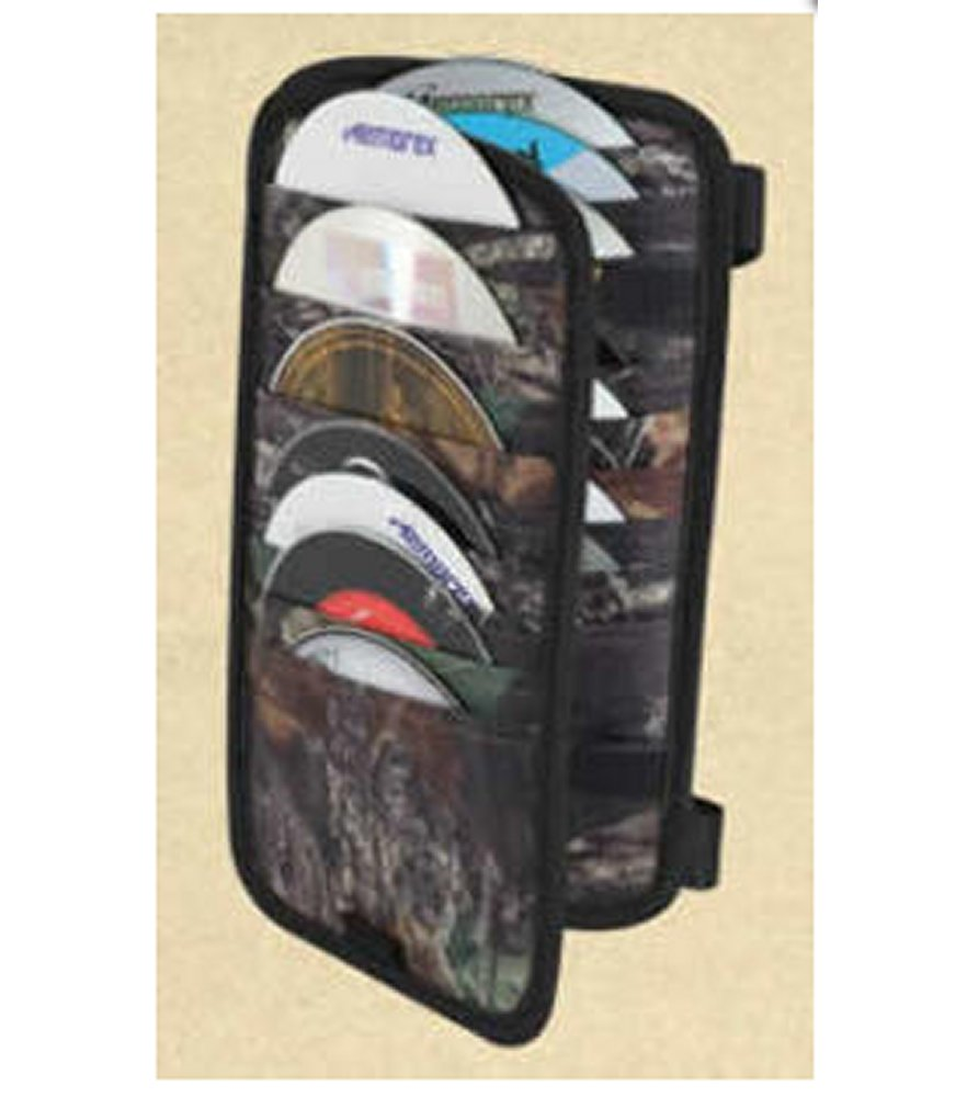 Camo CD Visor Case