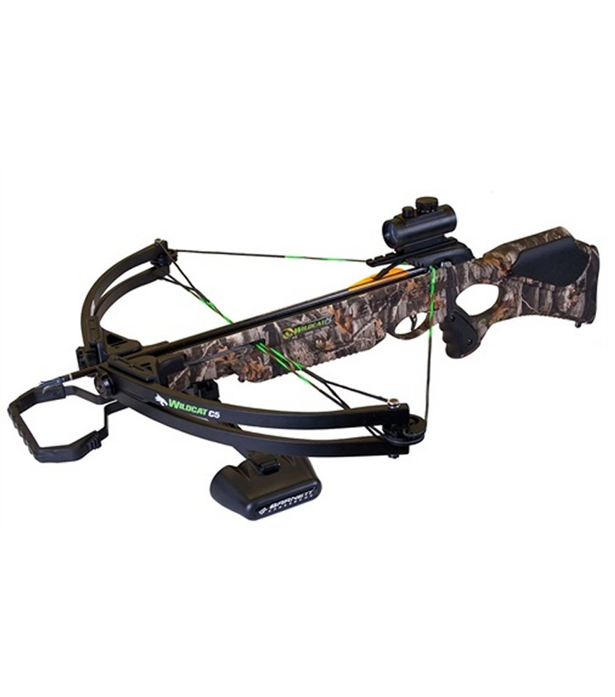 Barnett Wildcat C5 Package in Camo