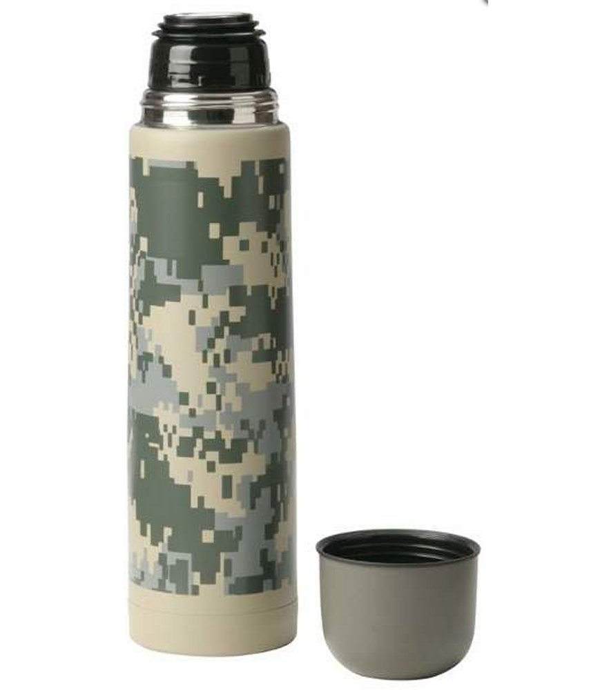 25oz Double Wall Bottle with Digital Camo