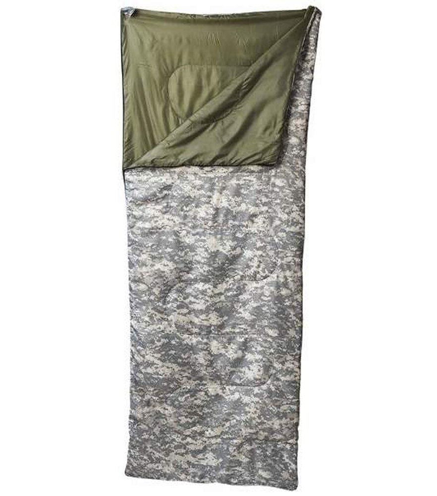 Digital Camo Sleeping Bag