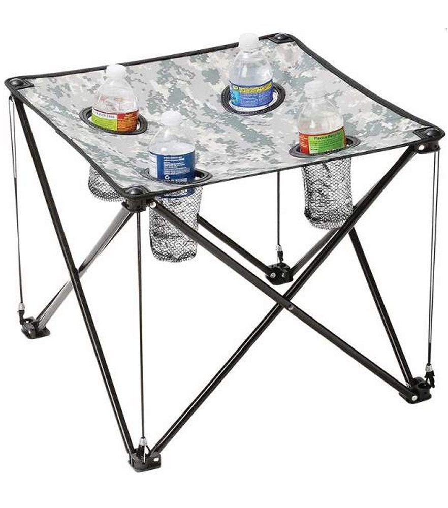 Digital Camo Small Camp Table