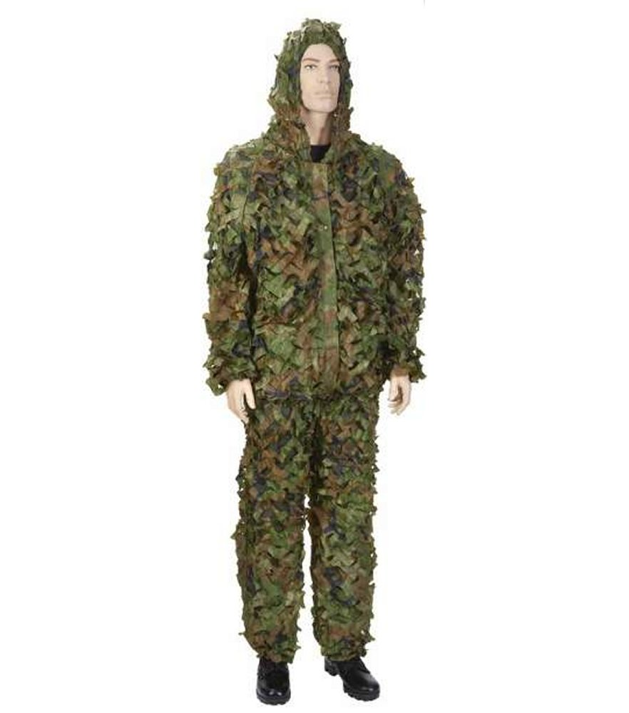 Classic Safari 2pc Ghillie Suit