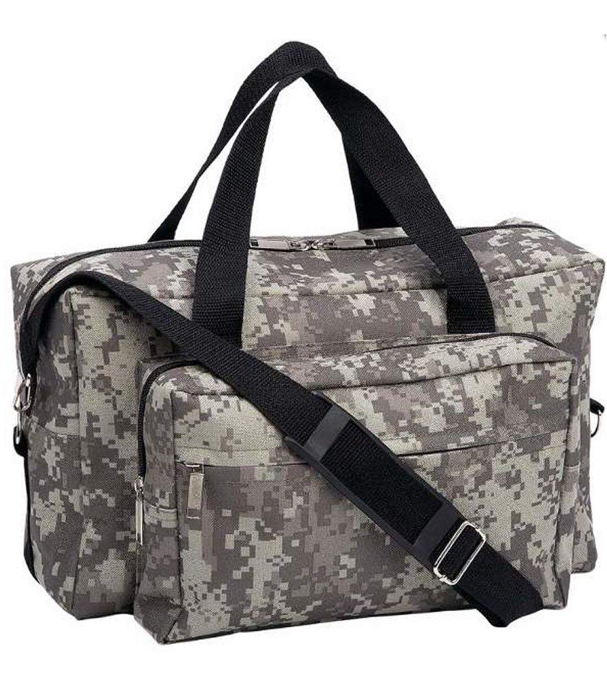 Digital Camo Water Repellent Heavy Duty Range Bag