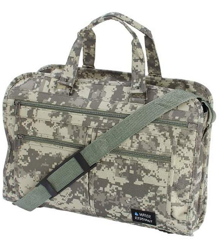 Extreme Pak Digital Camo Water Repellent Briefcase