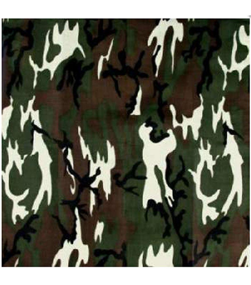 Army Camo Bandana