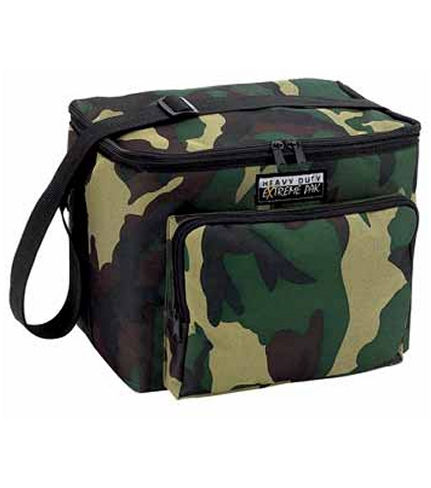 Heavy Duty Camouflage Cooler Bag