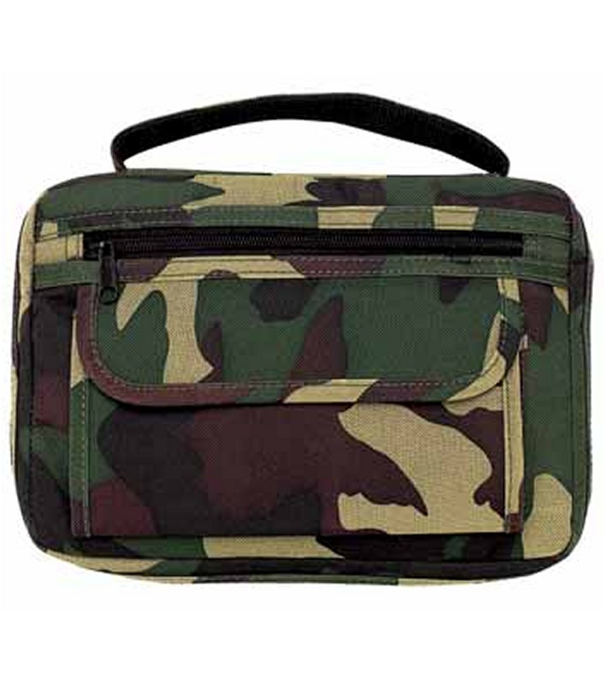 Camouflage Bible Cover