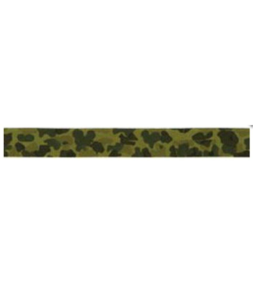 Camouflage GG Ribbon 5/8
