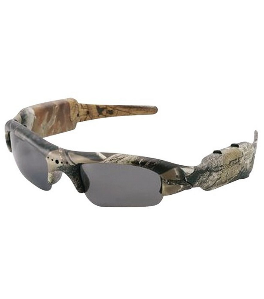 Polarized Sunglasses with Digital Camcorder