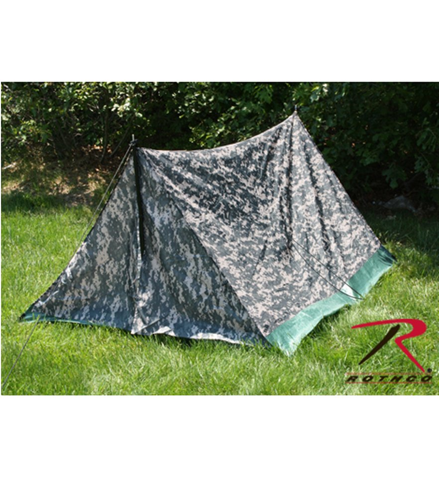 ACU Digital Camo 2 Man Trail Tent