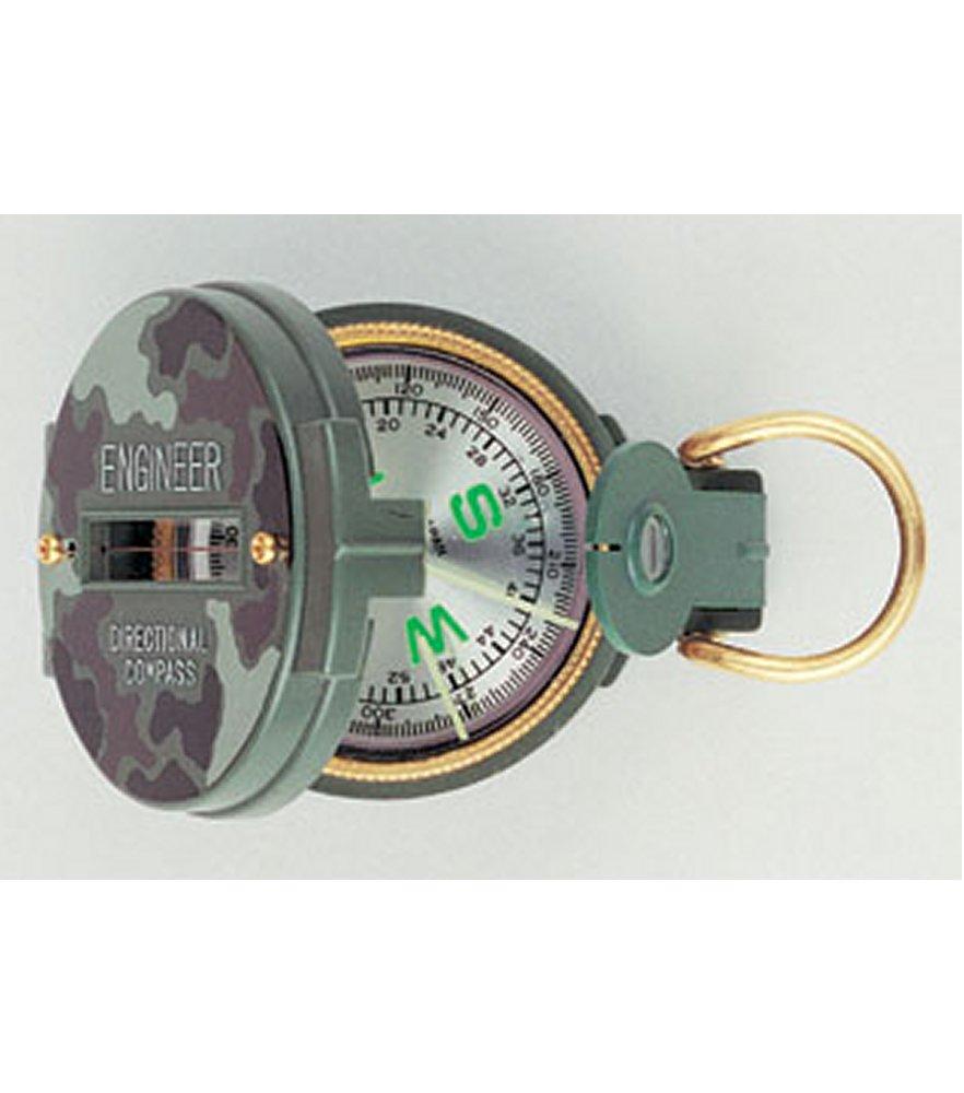 Camo Lensatic Compass
