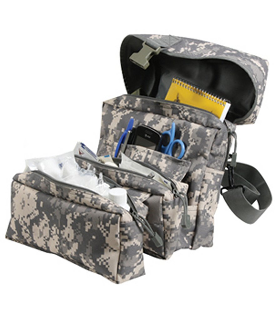 ACU Digital Camo M.O.L.L.E. Medical Kit Bag