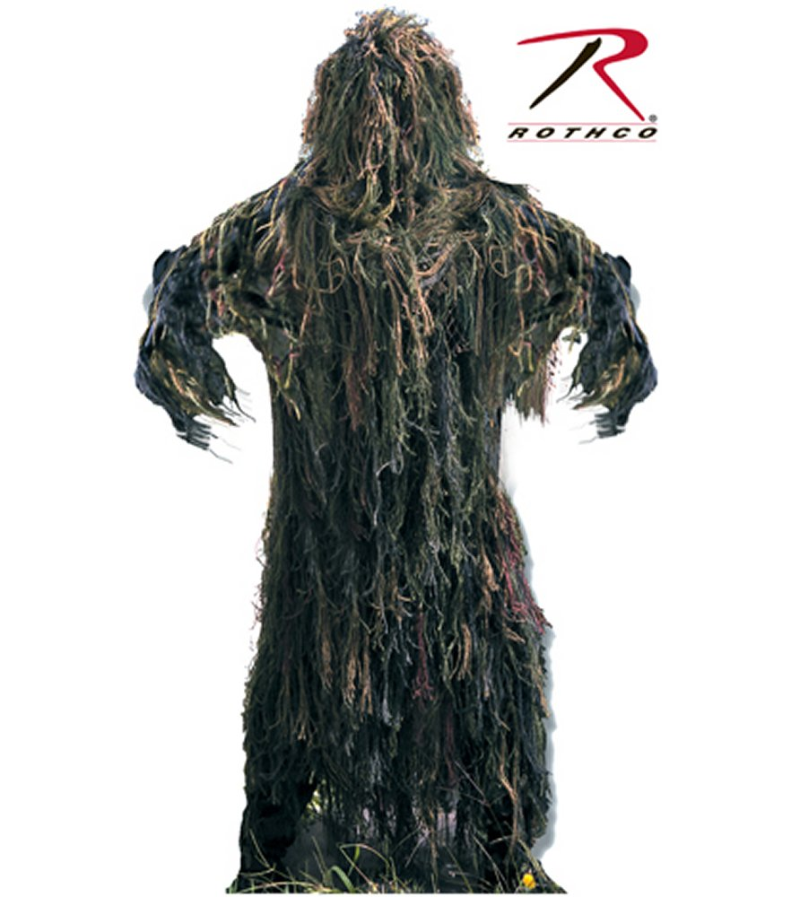 Lightweight All Purpose 2 PC Ghillie Suit