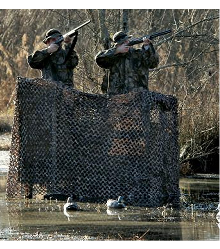 Large Military Camo Netting