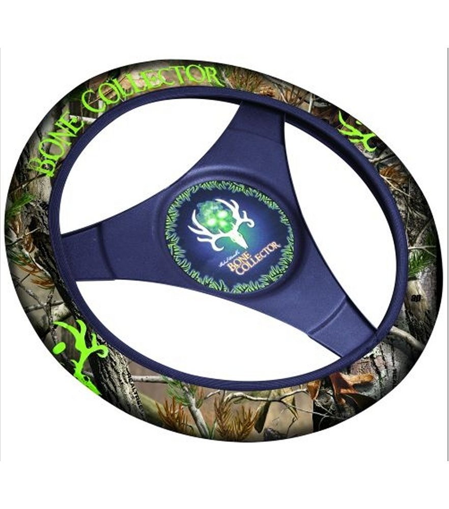 Bone Collector Neoprene Steering Wheel Cover