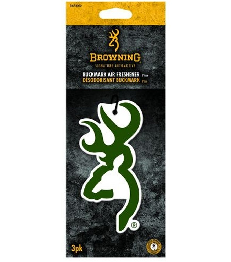 Browning Pine Scent Air Freshener