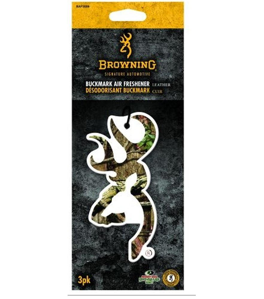 Browning Leather Scent Air Freshener
