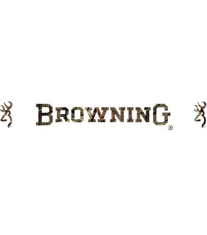 Browning Infinity Camo Windshield Graphic