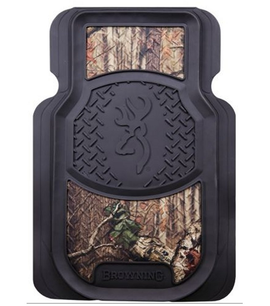 Browning Mossy Oak Infinity Camo Floor Mat Set