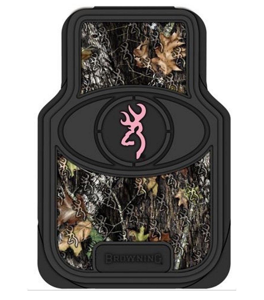 Browning Pink Buckmark MONBU Camo Floor Mats