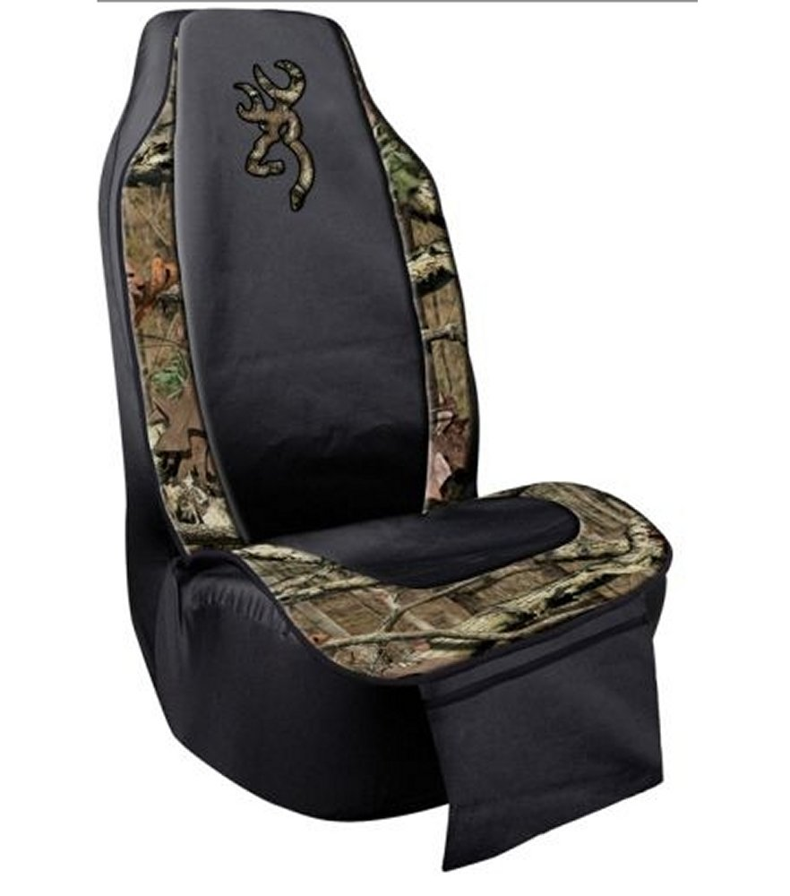 Browning Seat Cushion Break-Up Infinity Camo and Black