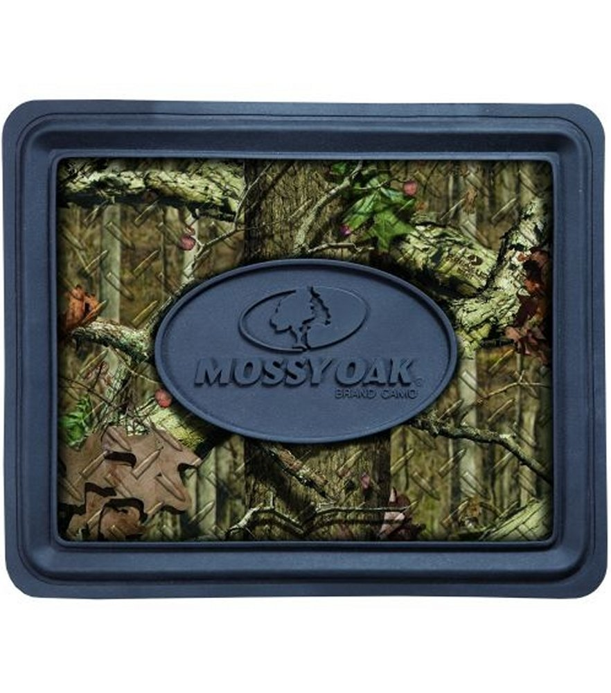 Mossy Oak Brand Camo Rear Floor Mat