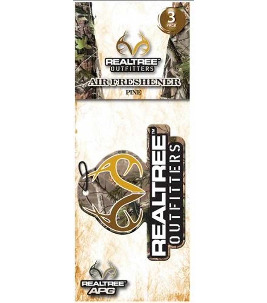 Realtree Outfitters Pine Scent Air Fresheners