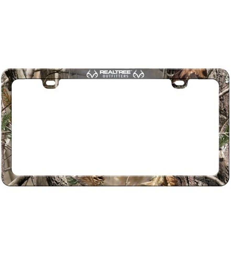 Realtree AP Camo Universal License Frame