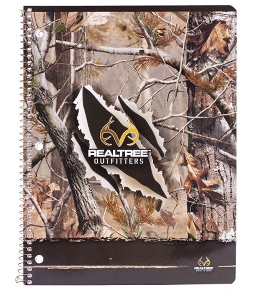 Realtree Outfitters Spiral Notebook