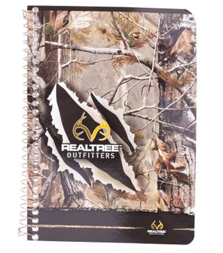 Realtree Outfitters Notepad