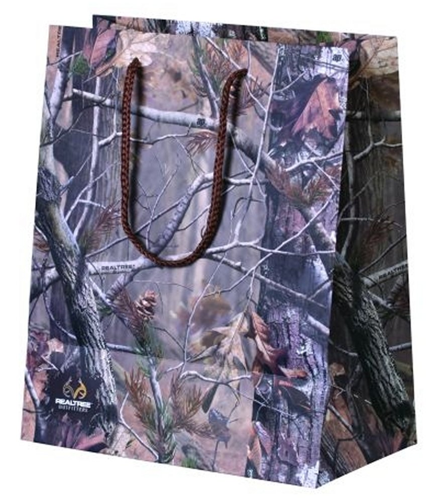 Realtree Outfitters Large Gift Bag
