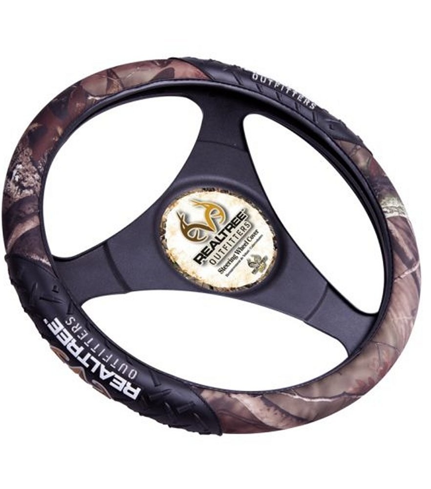 Realtree Deluxe Sterring Wheel Cover